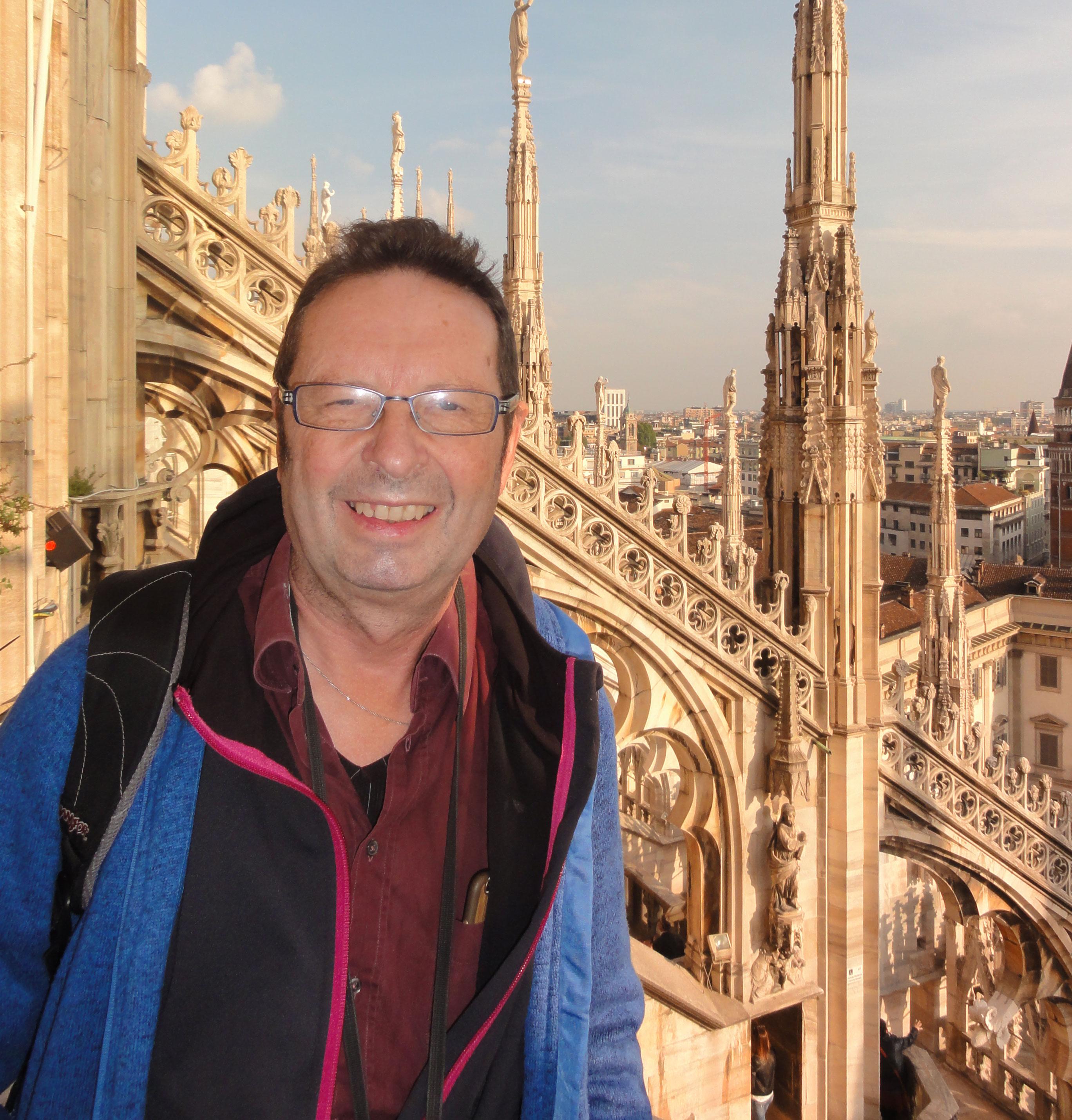 Jürgen Gerrmann - Freier Journalist und Reiseautor